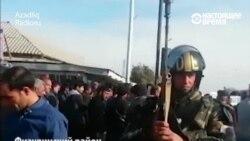 Протесты и стрельба. Горячий день в Азербайджане