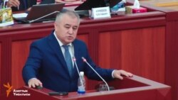 "Текебаев: ""Ата Мекен"" коалициядан чыкпайт"