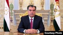 Tajik President Emomali Rahmon is widely expected to run for a fourth term.