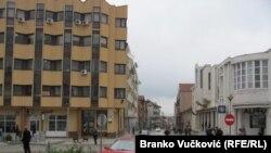 Preševo, na jugu Srbije