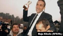 Rodno selo dočekalo Nazifa Mujića