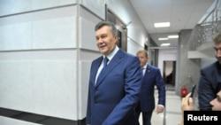 Ukrainanyň öňki prezidenti Wiktor Ýanukowiç