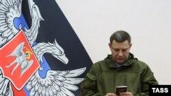 Олександр Захарченко, ватажок угруповання «ДНР», яке визнане в Україні терористичним