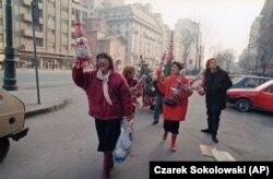 București, 25 decembrie