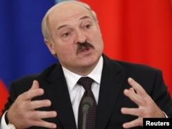 Александр Лукашенко, раисиҷумҳури Белорус
