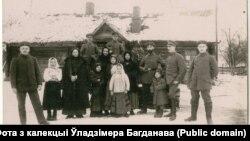 Каляды ўВасюках наСмаргоншчыне