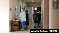 Sumqayıt şəhər Uşaq Xəstəxanası. 12iyun2017