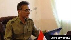 خالد عزیز، رهبر حزب دموکرات کردستان