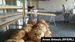 U pekarskoj radionici Dragana i Silve Glumac