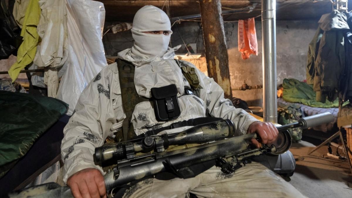 Война снайперов Украины и России: оружие и тактика в боях на Донбассе