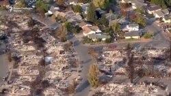 Дваесетина загинати во пожарите во Калифорнија