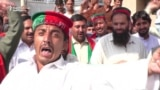 Crackdown Sparks Protests In Pakistan