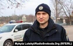 Антон Малюский старший инспектор патрульной полции