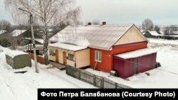 Дом врача Александра Калабина.