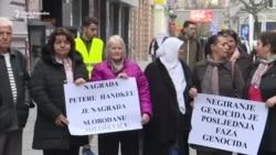 'Odluka Nobelovog komiteta biće na stubu srama u Potočarima'