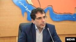 Majid Khorshidi, Bushehr Governor's Political Deputy. FILE PHOTO