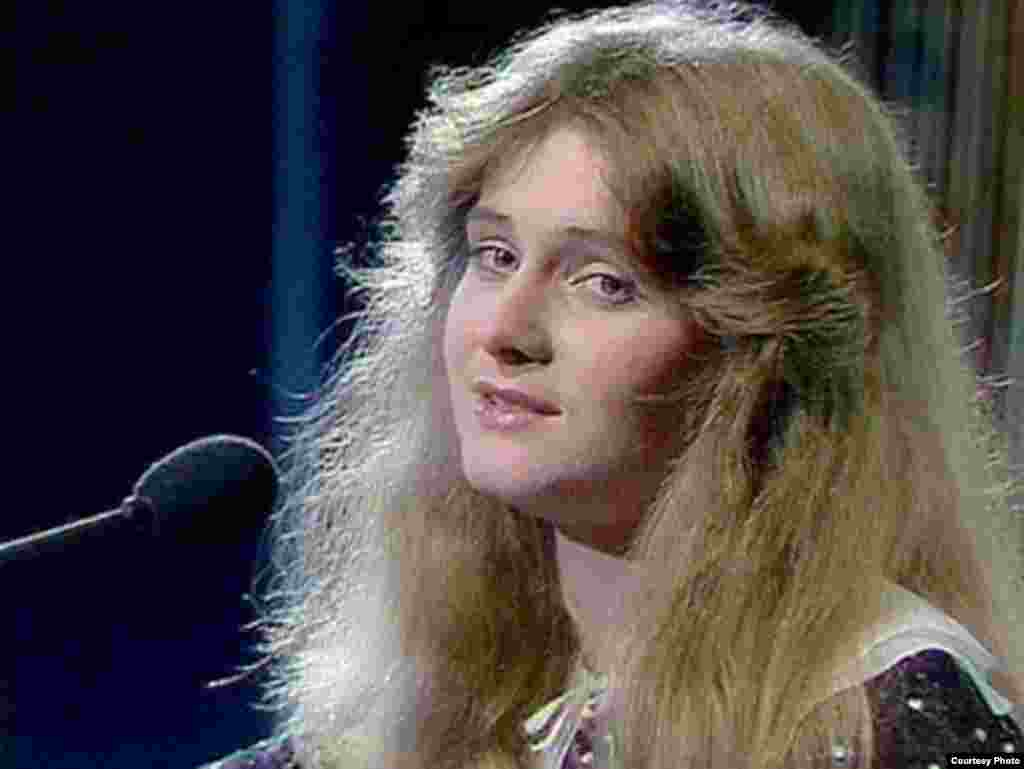 "Seventeen-year-old German singer Nicole had a huge worldwide hit after her ""Ein Bischen Frieden"" (""A Little Peace"") won in 1982. Her victory reprise of the song in four languages often tops lists of favorite Eurovision moments."