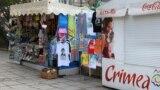Қырымдағы барлық дерлік сауда орындарында Ресей президентіВладимир Путиннің бейнесін кездестіруге болады.