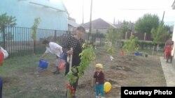 Погибшая в ДТП 22 июля 2017 года в микрорайоне Коктем Уральска жительница Актюбинской области Айгуль Сулейменова. Фото предоставлено родственниками.
