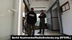 26 липня представники НАБУ і Генпрокуратури проводять обшуки в Окружному адміністративному суді Києва