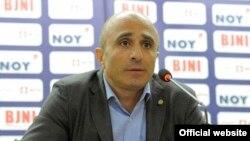 Արթուր Պետրոսյան, լուսանկարը՝ ՀՖՖ պաշտոնական կայքէջի