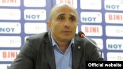 Артур Петросян (фотография с официального сайта ФФА)