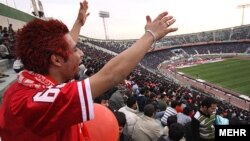 هواداران تیم پرسپولیس