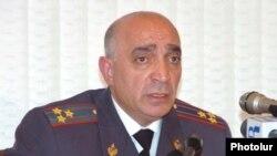 Бывший начальник главного управления уголовного розыска Полиции Армении Ованнес Тамамян