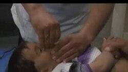 الأنبار: حملة تلقيح ضد شلل الأطفال