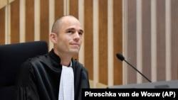 Государственный прокурор Вард Фердинандуссе