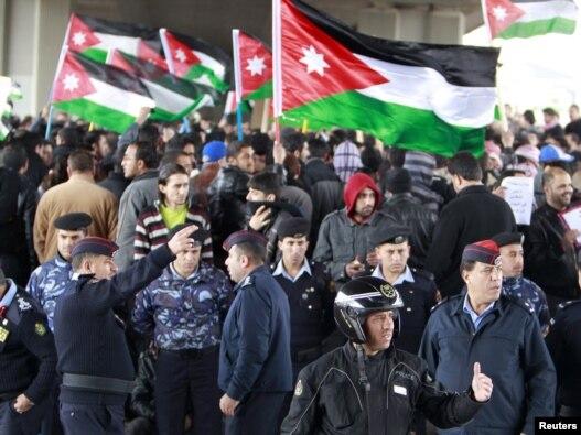 گروه «جوانان ۲۴ مارس» روز پنجشنبه در امان