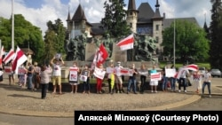 Фота Аляксея Мілюкова