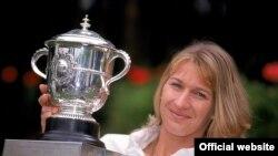 Штеффи Граф стала первой олимпийской чемпионкой после возвращения тенниса в олимпийскую программу в 1988 году