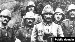 Mustafa Kemal, Anafartalar, Canakkale 1915