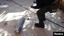 Inspektori UN istražuju na kojem je upotrebljeno hemijsko oružje, avgust 2013.