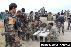 The government has sent thousands of reinforcements to help the Afghan army, police, and government militias in Kunduz.