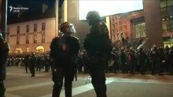 Paris: Përleshje ndërmjet protestuesve e policisë