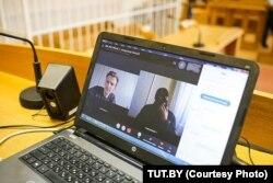 Суд над корреспондентом TUT.BY Алексеем Судниковым, 4 сентября 2020 года