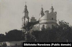 Царква Сьвятых Апосталаў Пятра і Паўла, 1934 год