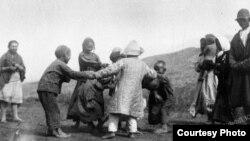 Кыргыз балдарынын оюну, 1928-жыл.