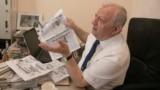Belarus - Editor-in-Chief of Narodnaja Volia Iosif Siaredzich Iosif