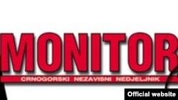 Logo nedjeljnika Monitor