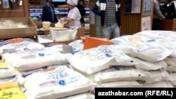 Супермаркет Ашхабада (иллюстративное фото)