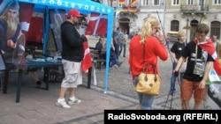 Данці у Львові, 12 червня 2012 року