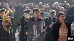 Македонија се прости од Киро Глигоров