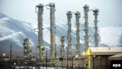 Reaktor u Araku, Iran