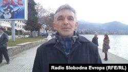 Зоран Стевоски, член на СДСМ од Охрид.