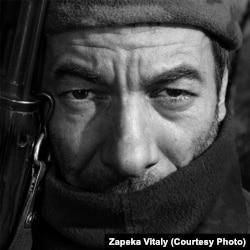 Віталій Запека – боєць батальйону спецпризначення «Полтава»