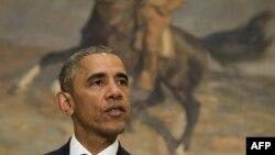 Presidenti i SHBA-ve Barack Obama