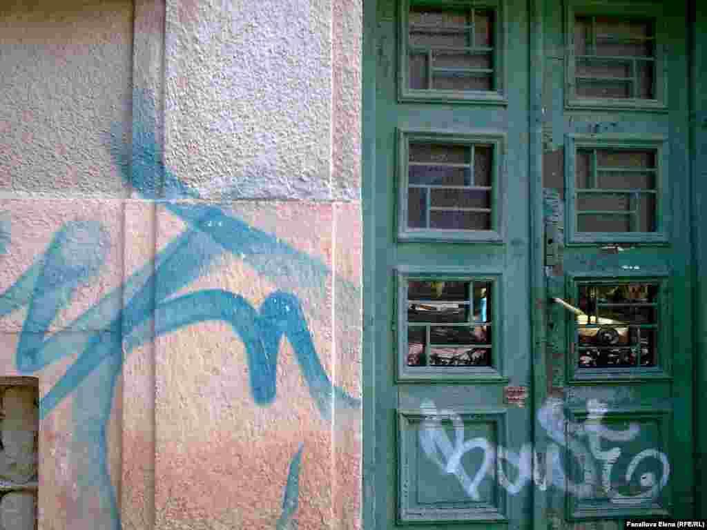 Граффити: чувство цвета